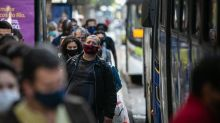 Covid-19: Rio registra 159 mortes e 2.523 casos nas últimas 24 horas