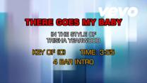 There Goes My Baby (Karaoke)