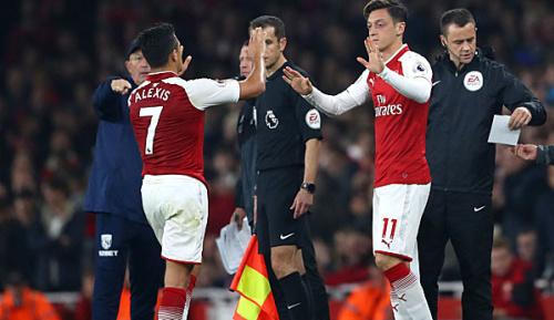 Premier League: Vertragsgespräche: Arsenal und Özil nähern sich an