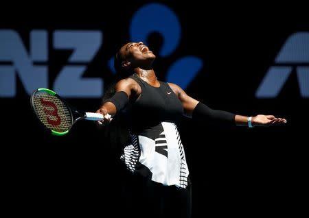 FILE PHOTO: Tennis - Australian Open - Melbourne Park, Melbourne, Australia