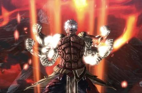 Asura's Wrath beats Syndicate in first week sales (with all six fists, presumably)