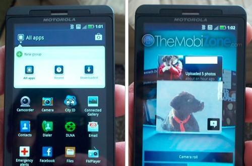 Motorola Droid X 2 leaks, more details emerge