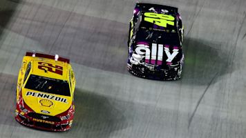 Playoff Watch: Jimmie Johnson is in trouble