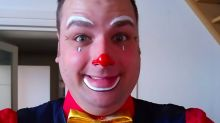 Clown who appeared on Belgium's Got Talent 'murdered girlfriend in front of her three children'