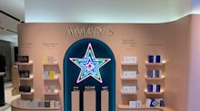 Multi-brand fragrance concept store AMARIS opens in Paragon shopping mall