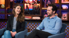 Matthew Rhys First Tried to Woo Keri Russell 16 Years Ago — During a Drunken Night Out