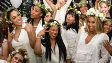 Ciara Is Showered and Ready for Baby Wilson