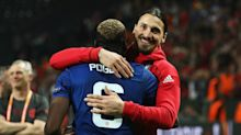 'Show must go on in Hollywood!' - Pogba and Mkhitaryan say Ibrahimovic goodbyes