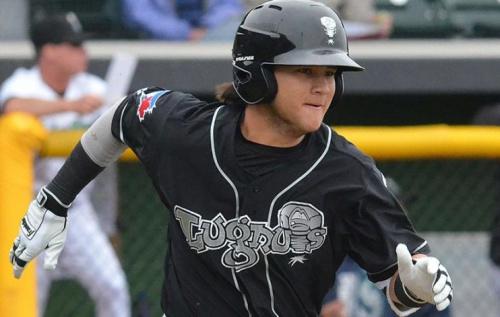 Bo Bichette, 19, entered Friday with a .400 batting average this season. (MiLB)