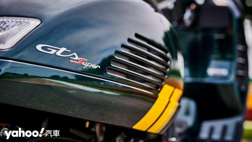 自由誠可貴的二輪時光機!2020 Vespa GTS 300 Racing Sixties城郊試駕! - 4