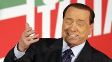 Woman pays $75,000 to have lunch with Italy's Silvio Berlusconi to aid quake victims