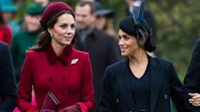 Meghan Markle Tells Oprah That Kate Middleton Made Her Cry Before Her Wedding