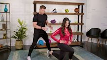 'Biggest Loser' trainers share secrets to staying fit when it's freezing