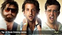 Top 10 Movie Drinking Games