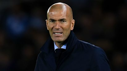 Zidane won't push the panic button at Real