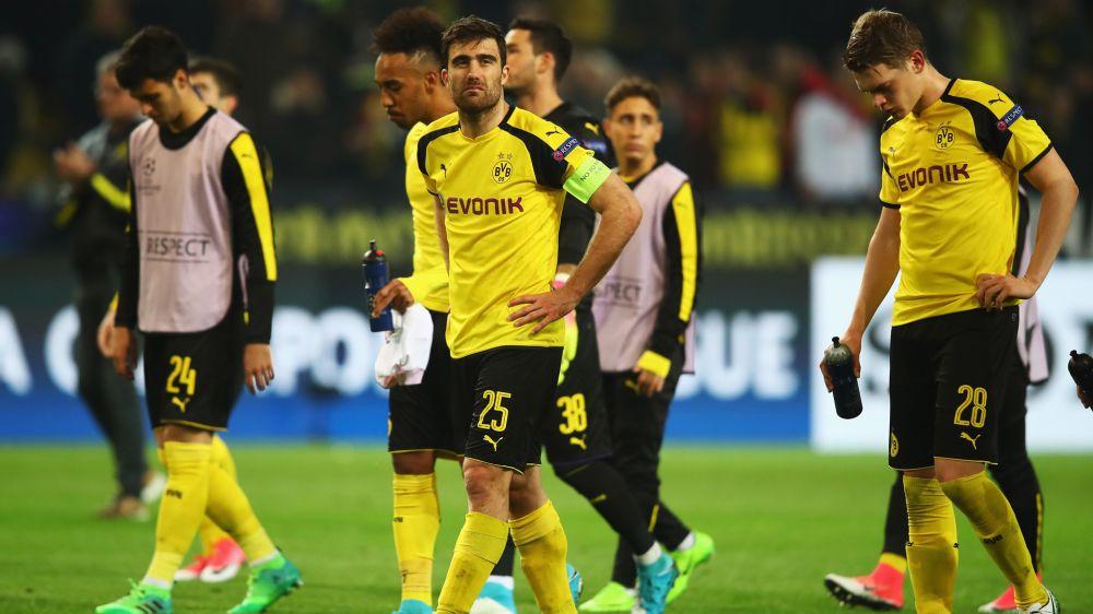 """""""Pensé en si el Dortmund debía dejar la Champions"""""""