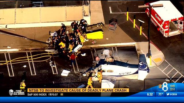 NTSB to investigate cause of deadly plane crash in Kearny Mesa