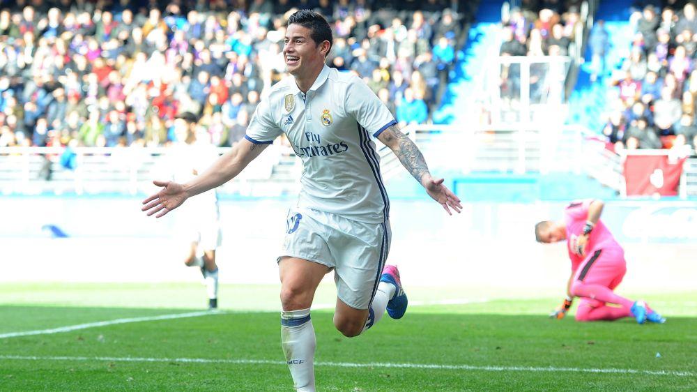 RUMEUR - Liverpool s'intéresse à James Rodriguez