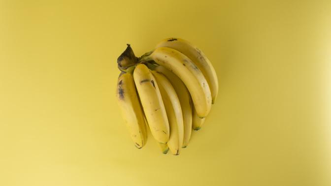 A canção estava certa: a banana tem vitamina e o Brasil tem para dar e vender