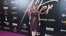 Los looks de la alfombra morada de 'After' en Madrid