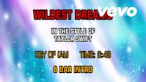 Wildest Dreams (Karaoke)
