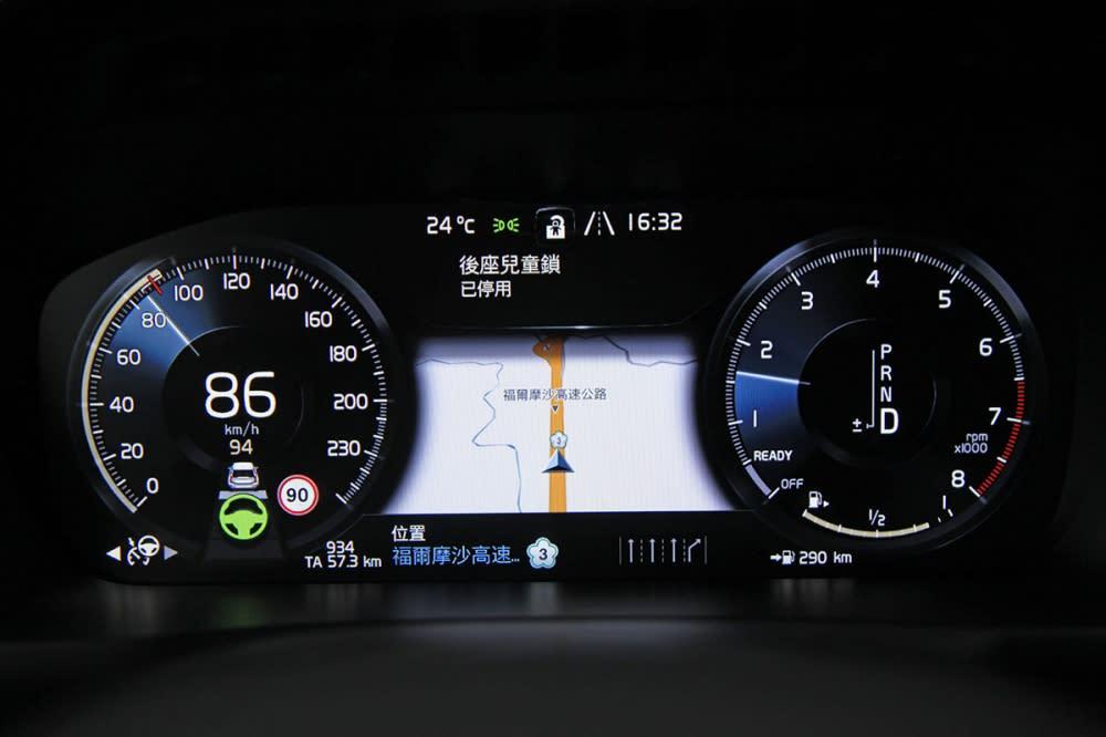 第二代 PA 半自動駕駛輔助系統為標準配備。