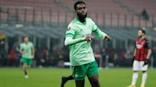 Arsenal in battle with Leicester City for Celtic striker Odsonne Edouard