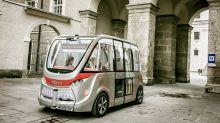 Navya changing game for self-driving cars