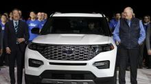 Ford CEO Jim Hackett gets vote of confidence from Bill Ford Jr.