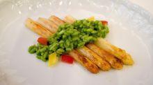 Rezepte: Bärlauch-Risotto mit Spargel von Thomas Kammeier