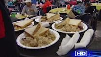 Thousands served at Thanksgiving Big Super Feast