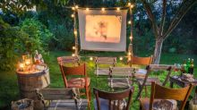 Outdoor cinemas: Everything you need for the ultimate home movie night