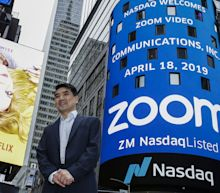 Zoom Video earnings and sales blow away expectations, stock rises toward more records