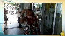 'Sou racista e odeio a raça negra', diz mulher em agência de banco; assista