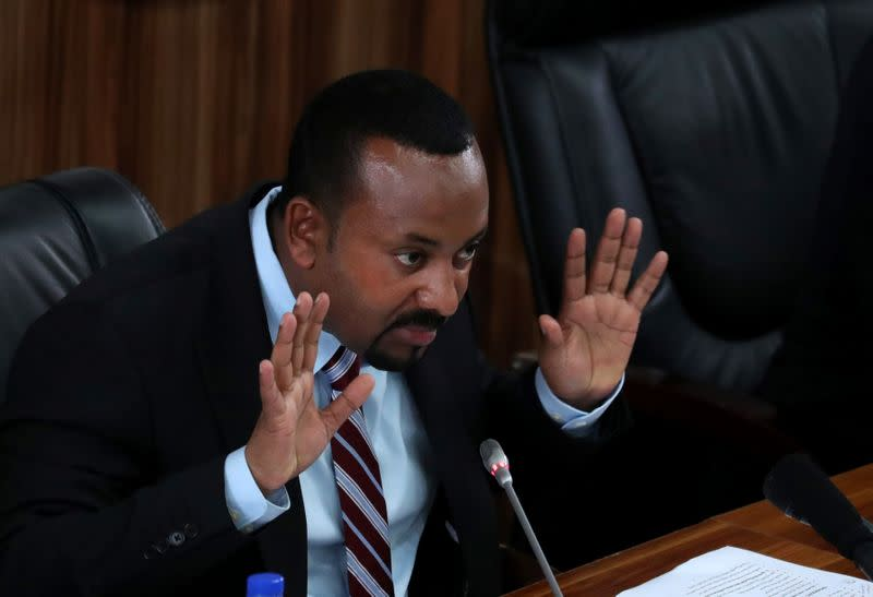 Ethiopia passes law imposing jail terms for internet posts that stir unrest