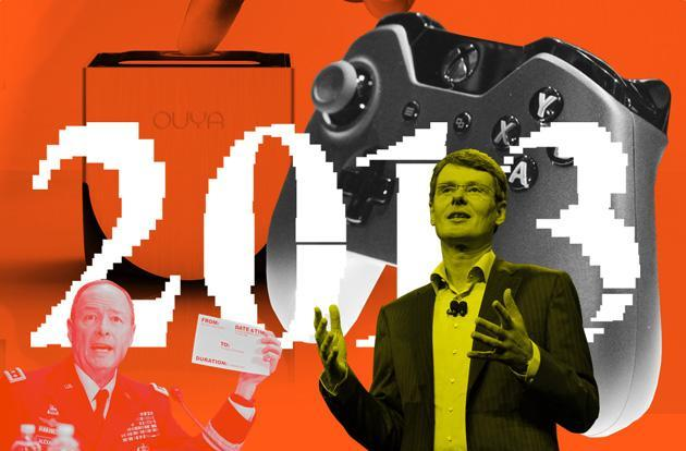 Tech's biggest misfires of 2013