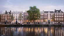 12 cool canal hotels in Amsterdam, from converted bridge huts to former merchants' houses