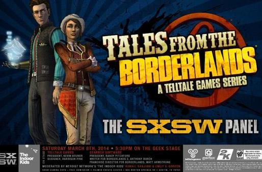 Tales from the Borderlands SXSW panel presents first details in March