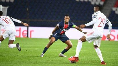 Foot - L1 - PSG - Presnel Kimpembe: «Je fais du sport, pas de la politique»