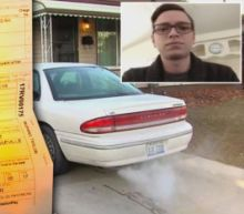 Man Claims He Was Slapped With $128 Ticket for Parking - in His Own Driveway
