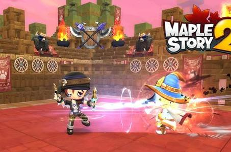 MapleStory 2's closed beta will have 3 PvP modes