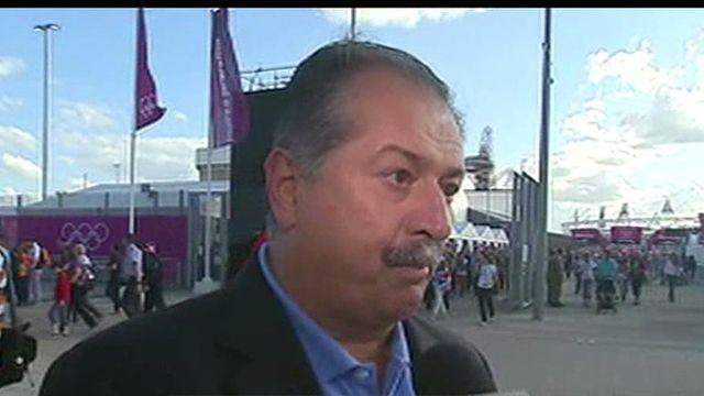 Dow Chemical CEO on Olympic Sponsorship, Economy