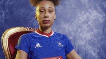 Hand - Bleu(e)s - Le nouveau maillot de l'équipe de France de handball dévoilé