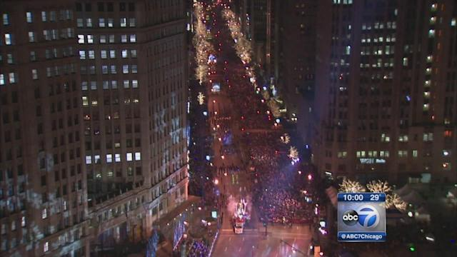 2013 Magnificent Mile Lights Festival ready to kick off