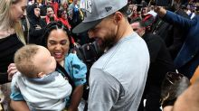 Ayesha Curry shuts down online trolls who shamed her body, 10-month-old son