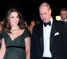Duchess of Cambridge didn't wear all black to the BAFTAs but she was likely supporting Time's Up in her own way