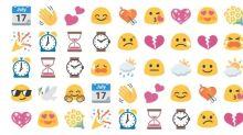 Google revive a sus viejos emojis con un paquete de stickers