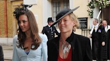 How Kate and Pippa Middleton Dress for Weddings
