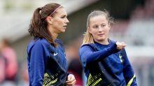 Alex Morgan having an impact at Tottenham already – Wendy Martin