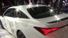 Exec: Toyota will make cars, despite SUV shift